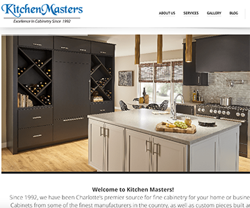 Ordinaire Kitchen Masters | 23 CREATIVE U2022 Charlotte, NC Website Development U0026 Graphic  Design | Charlotte Creative Services